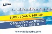 jedan u milion